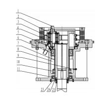立式环模颗粒机的机油循环润滑系统