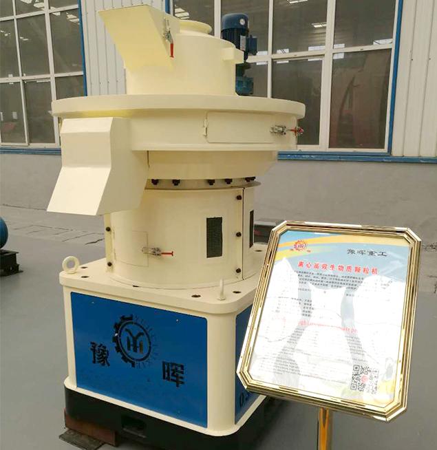 黑龙江颗粒机设备 环模新工艺 制粒效益高