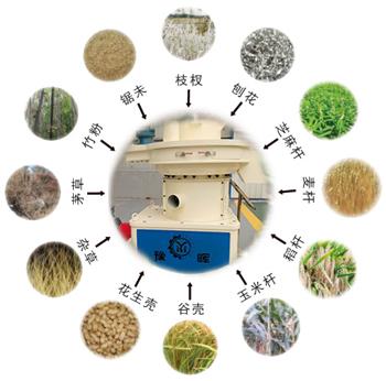黑龙江优质木屑颗粒机多少钱一台?