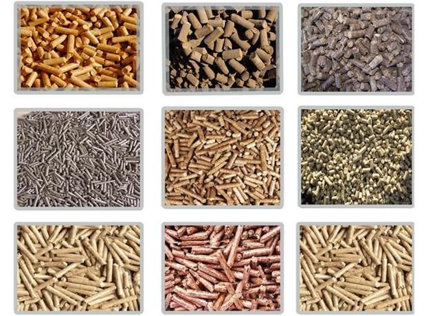 颗粒机生产出来的生物质颗粒该怎么存放?