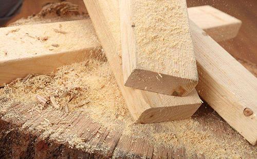 一吨木屑可以出多少颗粒?