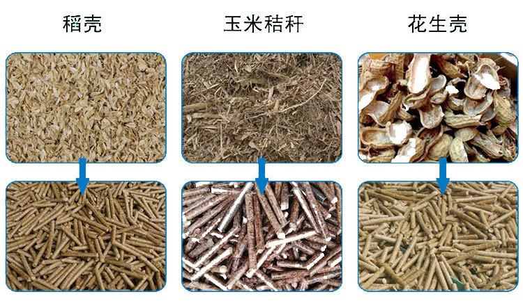 你知道木屑颗粒机的加工流程吗?