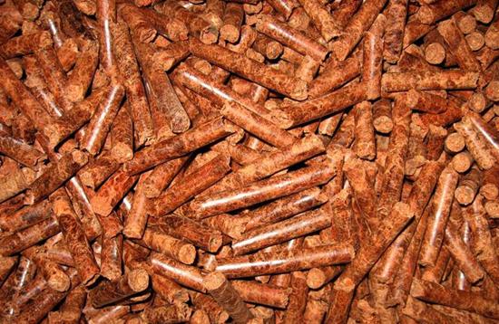 木屑颗粒密度与热值有关吗?